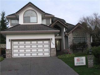 Photo 1: 2603 LIMESTONE Place in Coquitlam: Westwood Plateau House for sale : MLS®# V859132