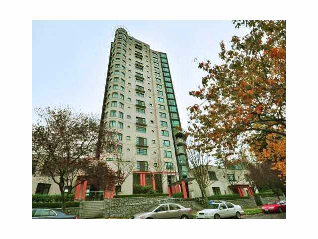Main Photo: 701 2088 BARCLAY STREET in : West End VW Condo for sale : MLS®# V815560