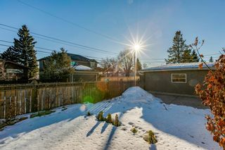 Photo 40: 100 Wedgewood Drive SW in Calgary: Wildwood Detached for sale : MLS®# A1062854