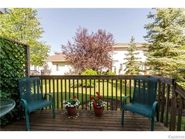 Photo 18: Photos: 650 Warde Avenue in Winnipeg: River Park South Condominium for sale (2F)  : MLS®# 1622113