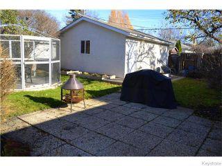 Photo 17: 768 Waterloo Street in Winnipeg: River Heights South Residential for sale (1D)  : MLS®# 1628613