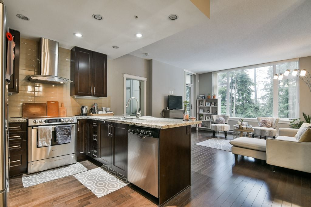 "Main Photo: 510 2950 PANORAMA Drive in Coquitlam: Westwood Plateau Condo for sale in ""'CASCADE' BY LIBERTY HOMES"" : MLS®# R2415099"