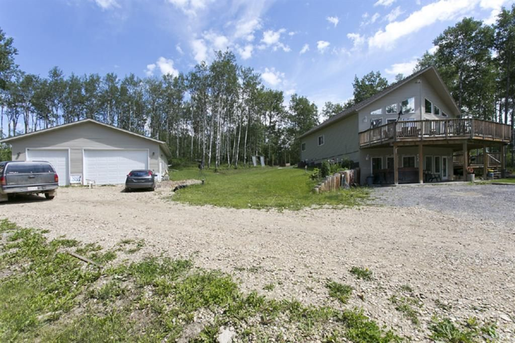 Main Photo: 44 Ridgeway Drive: Rural Ponoka County Detached for sale : MLS®# A1105511