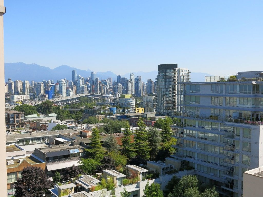 Main Photo: # 1104 1590 W 8TH AV in : Fairview VW Condo for sale (Vancouver West)  : MLS®# V1081468