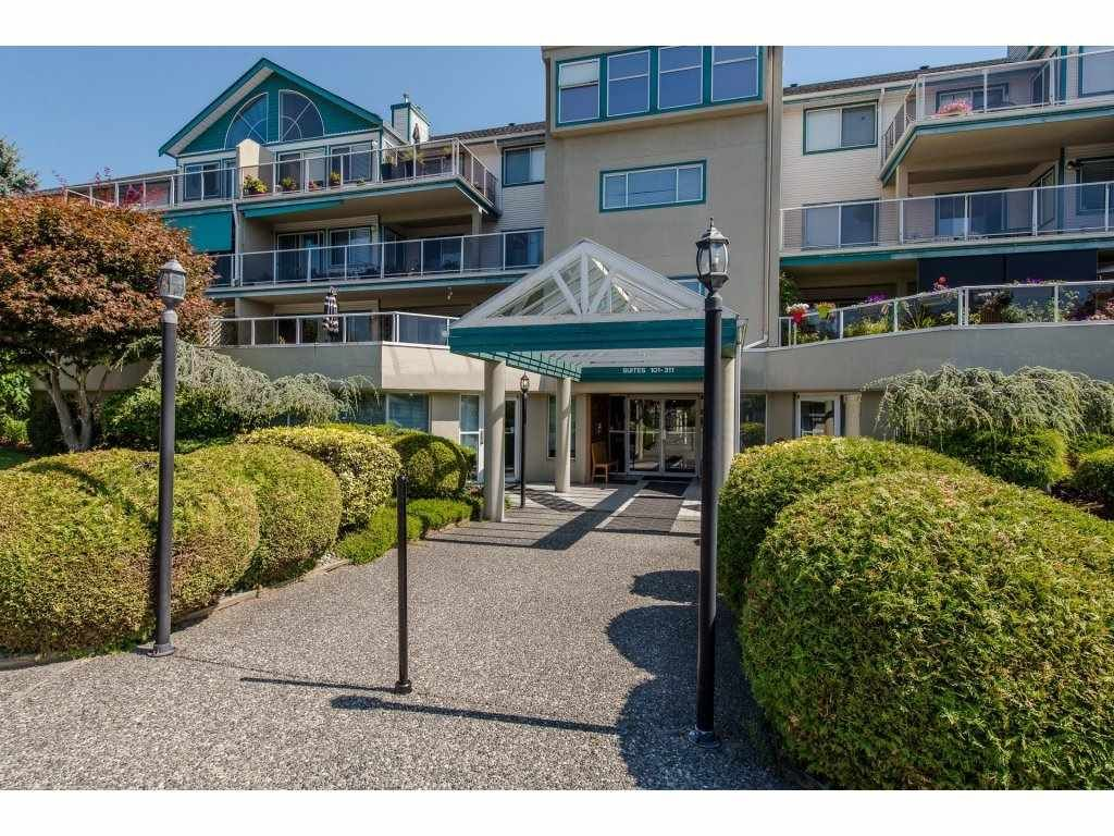 "Main Photo: 104 7500 COLUMBIA Street in Mission: Mission BC Condo for sale in ""Edwards Estates"" : MLS®# R2199641"