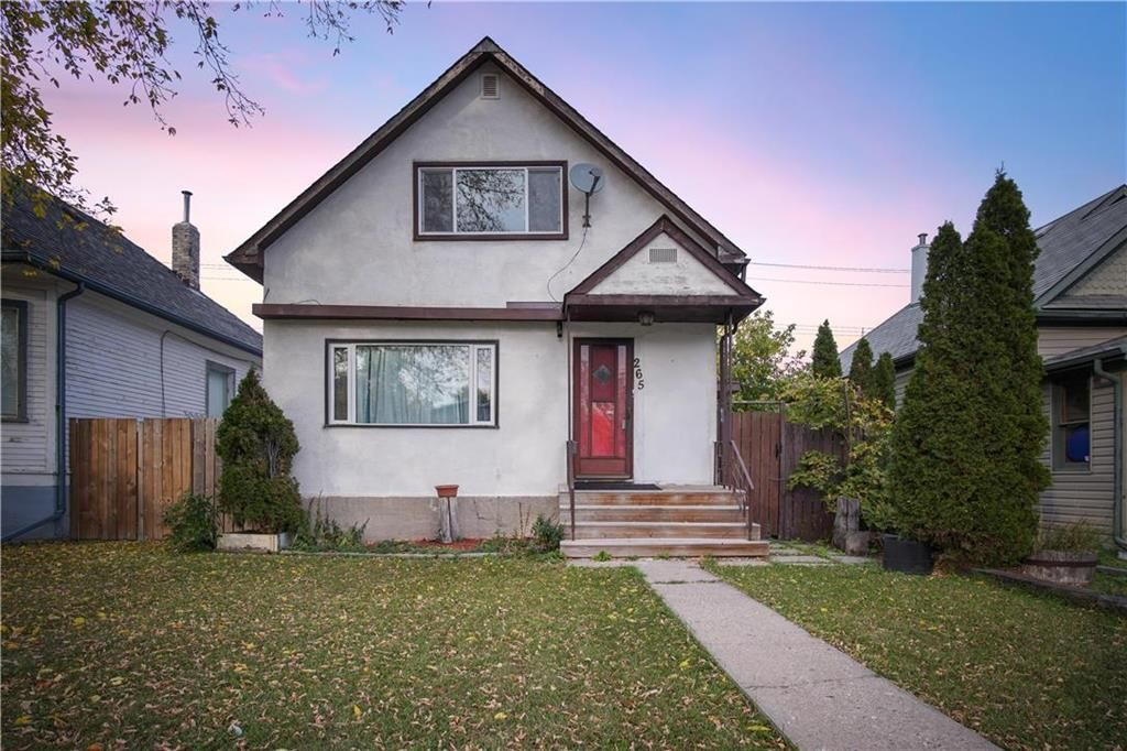 Main Photo: 265 Polson Avenue in Winnipeg: Sinclair Park Residential for sale (4C)  : MLS®# 202124089