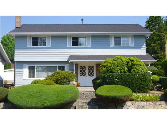 """Main Photo: 5399 SPRINGDALE Court in Burnaby: Parkcrest House for sale in """"PARKCREST"""" (Burnaby North)  : MLS®# V1139162"""