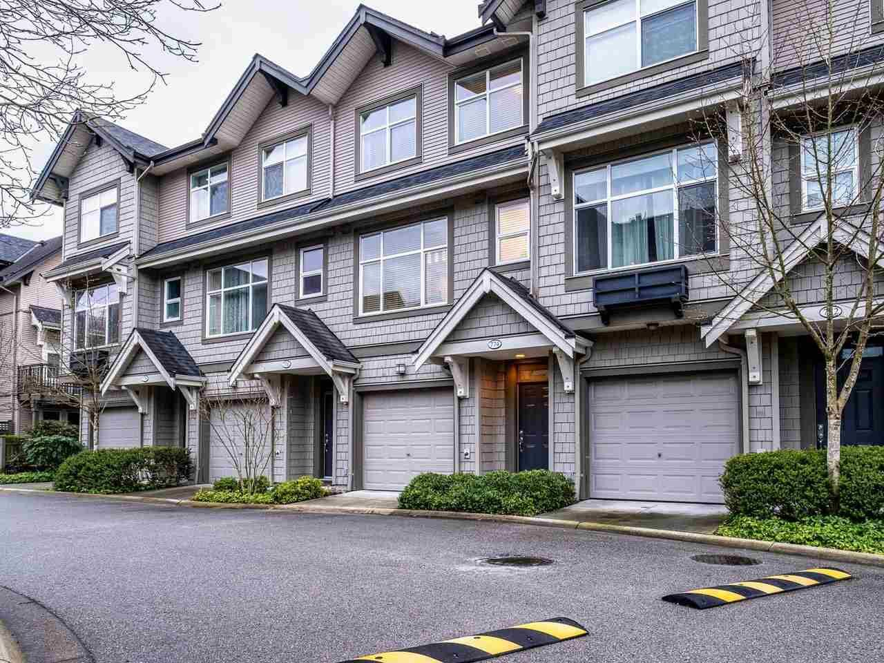 "Main Photo: 774 ORWELL Street in North Vancouver: Lynnmour Townhouse for sale in ""Wedgewood by Polygon"" : MLS®# R2534201"