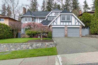 """Photo 1: 7813 MEADOWOOD Drive in Burnaby: Forest Hills BN House for sale in """"FOREST HILL PROPERTIES"""" (Burnaby North)  : MLS®# R2255915"""