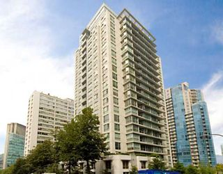 """Photo 1: 2203 1420 W GEORGIA Street in Vancouver: West End VW Condo for sale in """"THE GEORGE"""" (Vancouver West)  : MLS®# V688392"""