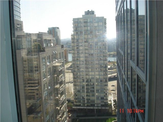 """Main Photo: 2007 950 CAMBIE Street in Vancouver: Yaletown Condo for sale in """"Yaletown"""" (Vancouver West)  : MLS®# V998551"""