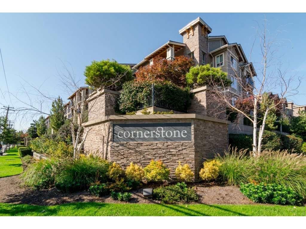 """Main Photo: 117 21009 56 Avenue in Langley: Salmon River Condo for sale in """"Cornerstone"""" : MLS®# R2111259"""