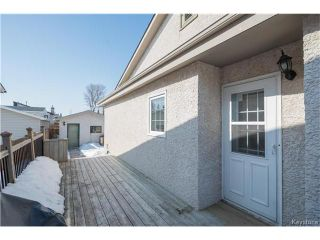 Photo 19: 595 Paddington Road in Winnipeg: River Park South Residential for sale (2F)  : MLS®# 1704729