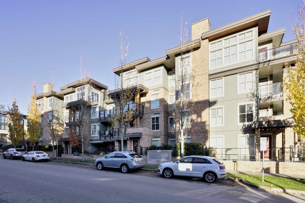 Main Photo: 101 3478 WESBROOK Mall in Vancouver: University VW Condo for sale (Vancouver West)  : MLS®# R2136729