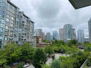 "Photo 21: 602 189 DAVIE Street in Vancouver: Yaletown Condo for sale in ""AQUARIUS III"" (Vancouver West)  : MLS®# R2584191"