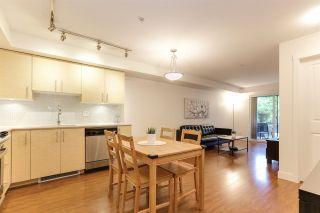 "Photo 4: 101 1533 E 8TH Avenue in Vancouver: Grandview Woodland Condo for sale in ""CREDO"" (Vancouver East)  : MLS®# R2362003"