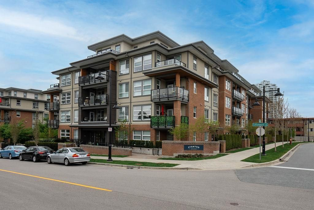 "Main Photo: 503 609 COTTONWOOD Avenue in Coquitlam: Coquitlam West Condo for sale in ""STANTON HOUSE"" : MLS®# R2572823"