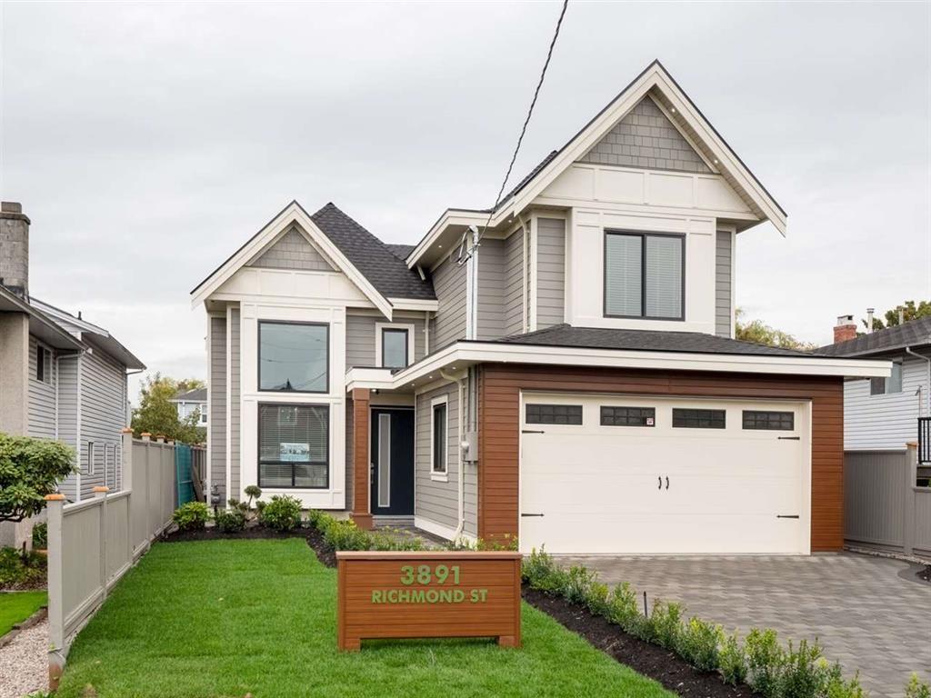 Main Photo: 3891 Richmond Street in Richmond: Steveston Village House for sale : MLS®# R2384635