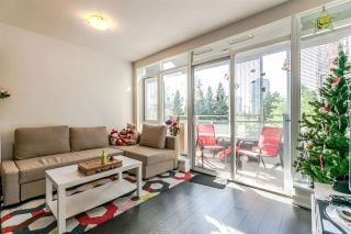 """Photo 4: 518 1372 SEYMOUR Street in Vancouver: Downtown VW Condo for sale in """"THE MARK"""" (Vancouver West)  : MLS®# R2178065"""