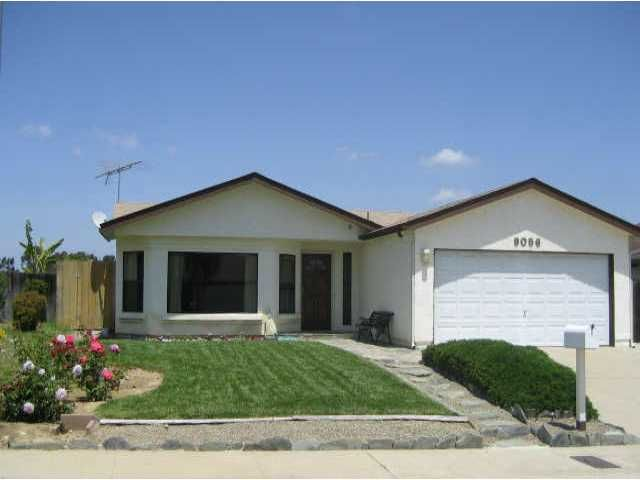 Main Photo: MIRA MESA Residential for sale : 4 bedrooms : 9056 CADE TER in San Diego