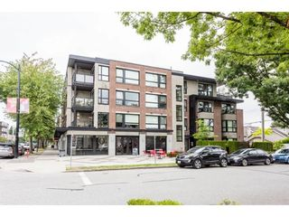 "Photo 1: 404 2481 WATERLOO Street in Vancouver: Kitsilano Condo for sale in ""WATERLOO"" (Vancouver West)  : MLS®# R2517048"