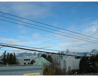 """Photo 5: 10 1350 W 6TH Avenue in Vancouver: Fairview VW Townhouse for sale in """"PEPPER RIDGE"""" (Vancouver West)  : MLS®# V752874"""