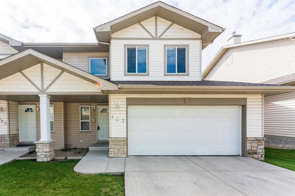 Main Photo: 103 Citadel Meadow Gardens in Calgary: Citadel Row/Townhouse for sale : MLS®# A1024145