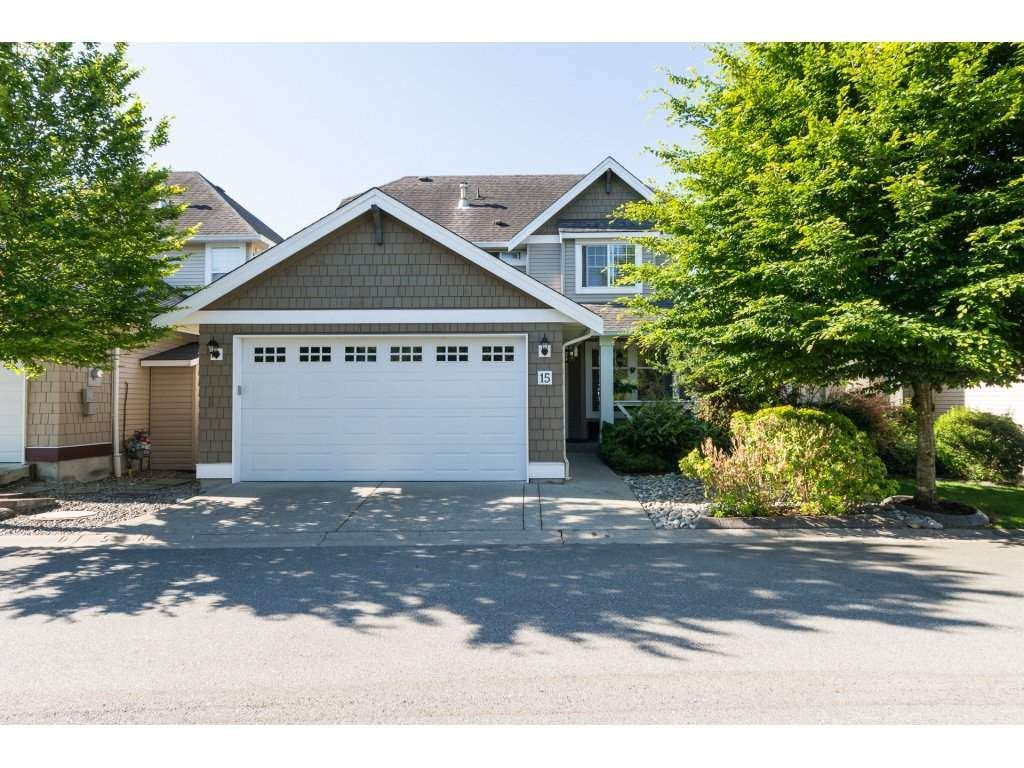 """Main Photo: 15 7067 189 Street in Surrey: Clayton House for sale in """"Claytonbrook"""" (Cloverdale)  : MLS®# R2183316"""
