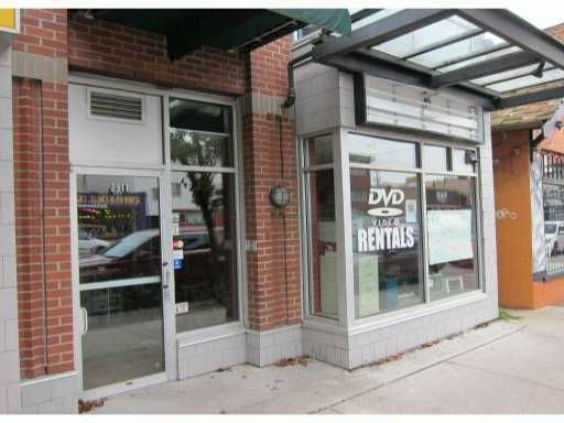Main Photo: 2911 West 4th Avenue: Kitsilano Commercial for sale ()