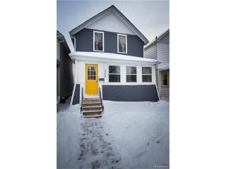 Photo 1: 304 Arnold Avenue in Winnipeg: Fort Rouge Residential for sale (1Aw)  : MLS®# 1700584