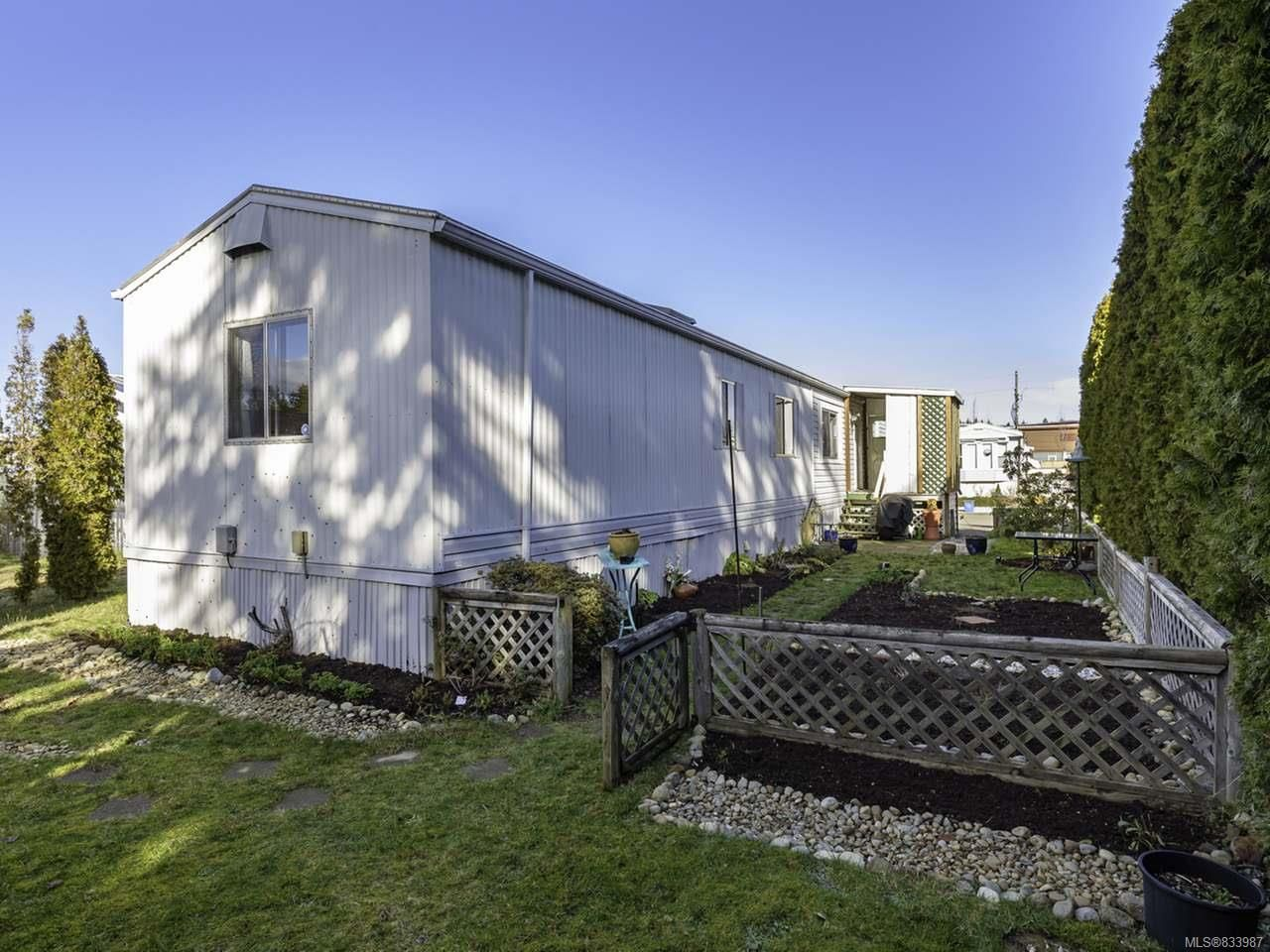 Photo 33: Photos: 64 390 Cowichan Ave in COURTENAY: CV Courtenay East Manufactured Home for sale (Comox Valley)  : MLS®# 833987