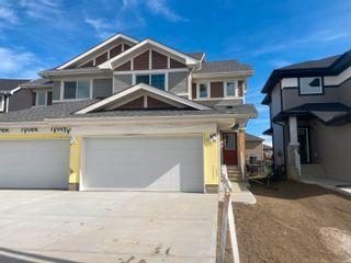 Main Photo: 10637 98 Street: Morinville House Half Duplex for sale : MLS®# E4255570