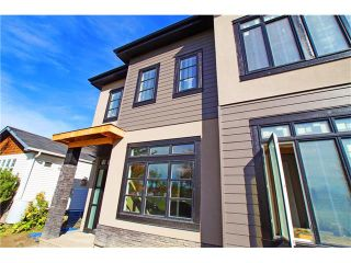 Main Photo: 428 25 AV NW in Calgary: Mount Pleasant House for sale : MLS®# C4032853
