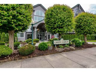 "Photo 1: 210 32044 OLD YALE Road in Abbotsford: Abbotsford West Condo for sale in ""GREEN GABLES"" : MLS®# R2465154"