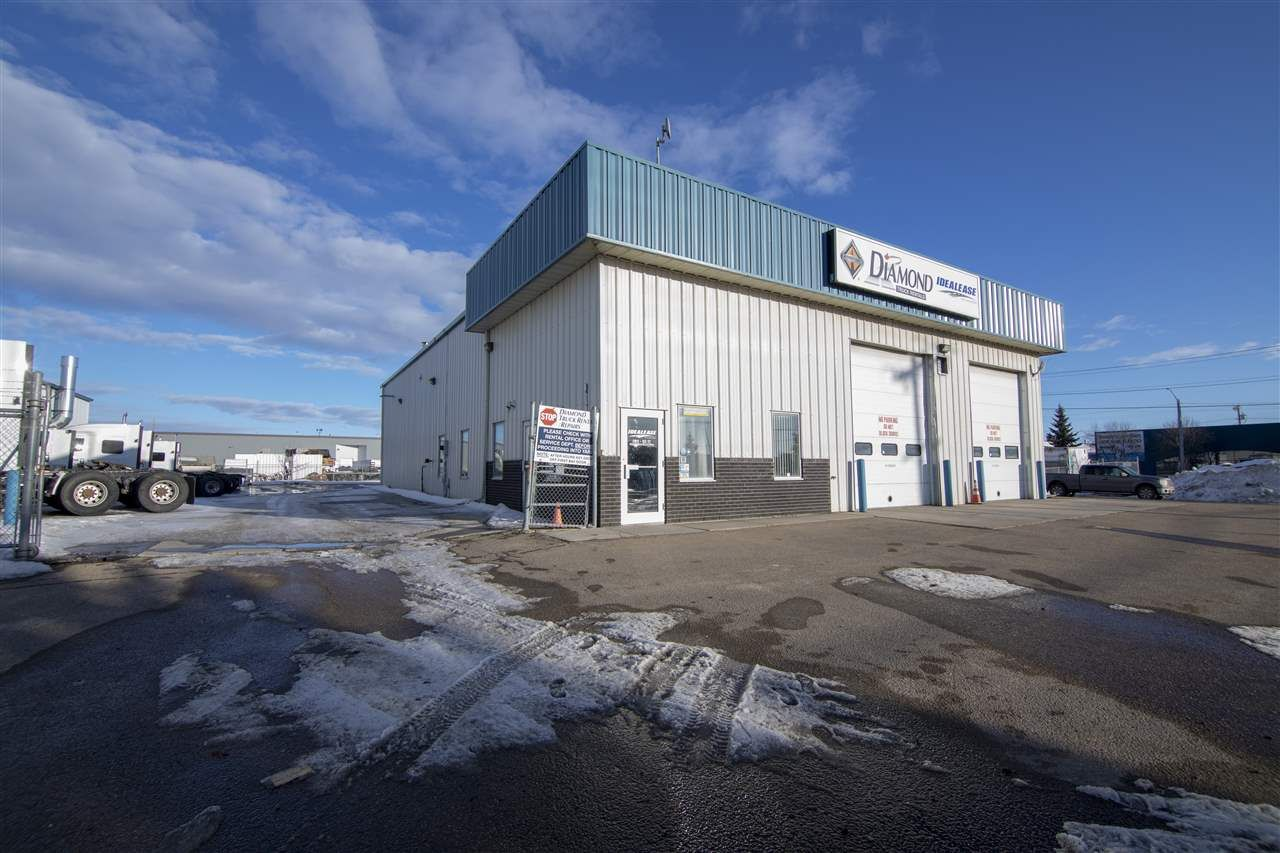 Main Photo: 11811 152 Street in Edmonton: Zone 40 Industrial for lease : MLS®# E4192565