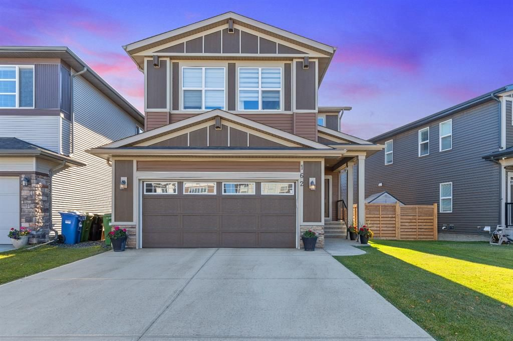 Main Photo: 162 Howse Rise NE in Calgary: Livingston Detached for sale : MLS®# A1153678