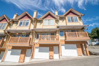 Photo 15: 2 1222 CAMERON Street in New Westminster: Uptown NW Townhouse for sale : MLS®# R2199105