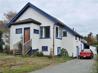 Photo 1: 457 Foster St in VICTORIA: Es Saxe Point House for sale (Esquimalt)  : MLS®# 655187
