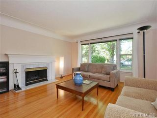 Photo 2: 1887 Forrester St in VICTORIA: SE Camosun House for sale (Saanich East)  : MLS®# 735465