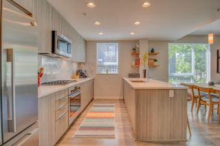 """Photo 9: 108 3289 RIVERWALK Avenue in Vancouver: South Marine Condo for sale in """"R&R"""" (Vancouver East)  : MLS®# R2578350"""