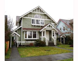 Photo 1: 115 W 15TH Avenue in Vancouver: Mount Pleasant VW Townhouse for sale (Vancouver West)  : MLS®# V692100