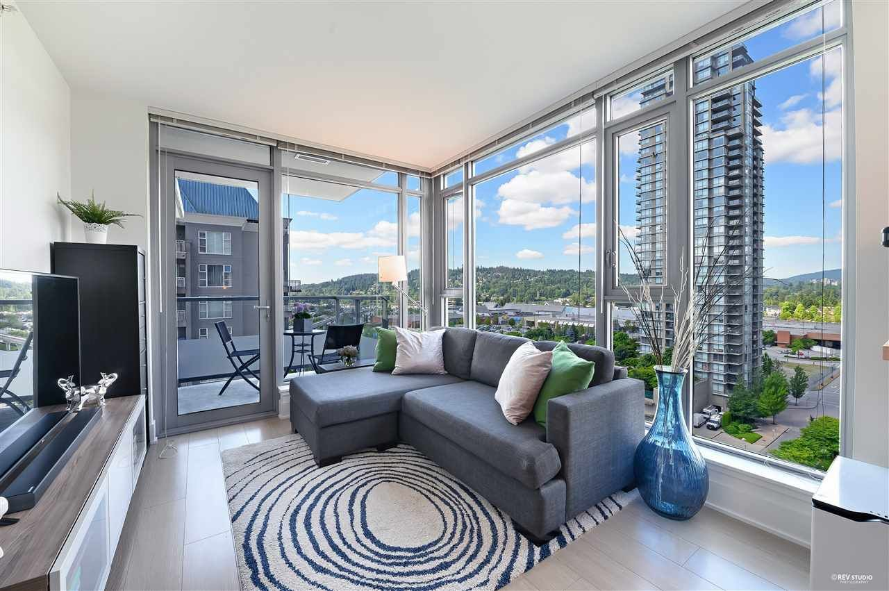 Main Photo: 1202 1188 PINETREE WAY in Coquitlam: North Coquitlam Condo for sale : MLS®# R2471270