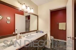 Photo 8: DOWNTOWN Condo for rent : 2 bedrooms : 701 Kettner #135 in San Diego
