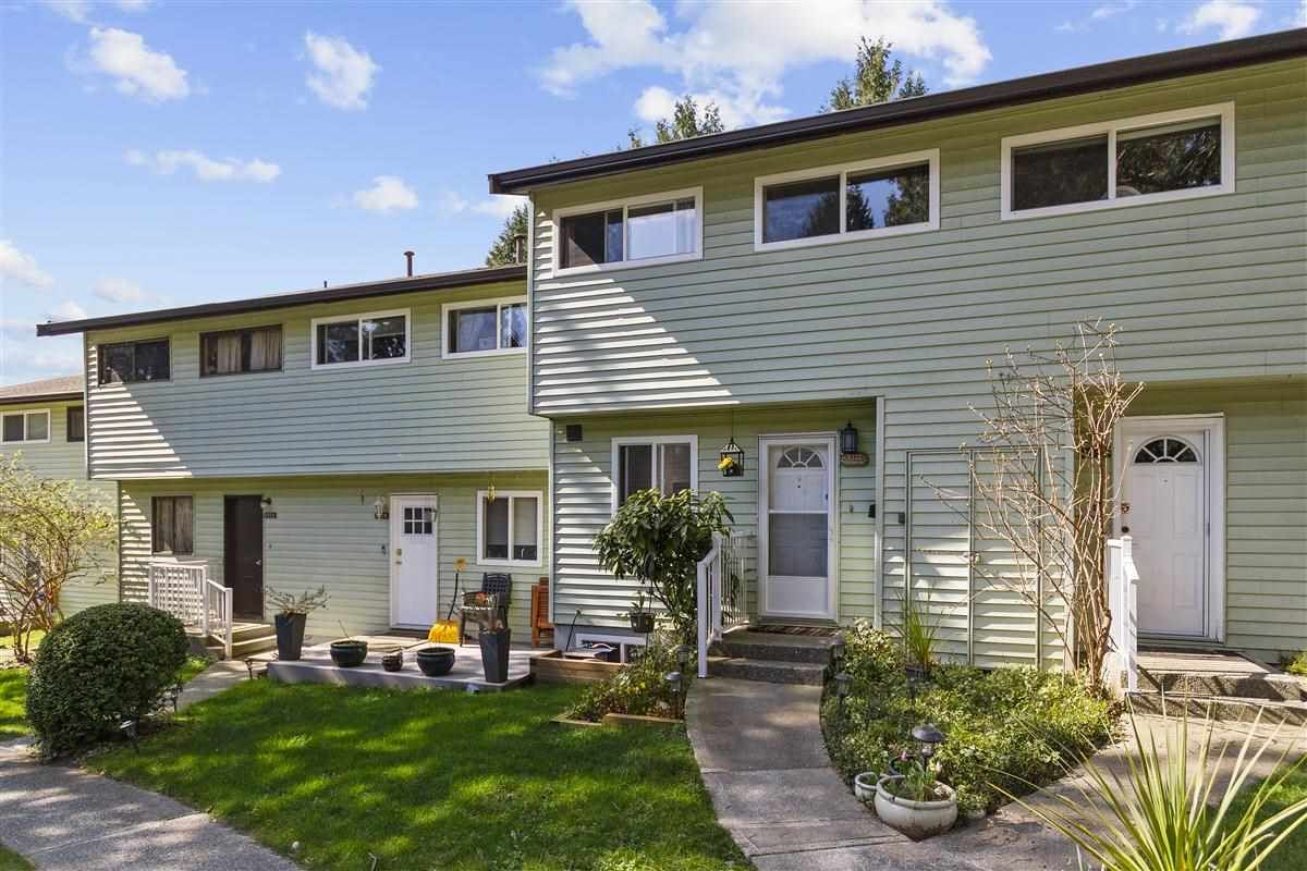 """Main Photo: 3322 GANYMEDE Drive in Burnaby: Simon Fraser Hills Townhouse for sale in """"SF Village"""" (Burnaby North)  : MLS®# R2558335"""