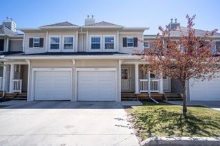 Main Photo: 128 Country Village Manor NE in Calgary: Country Hills Village Row/Townhouse for sale : MLS®# A1111242