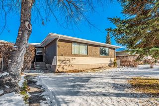 Main Photo: 3312 39 Street SW in Calgary: Glenbrook Semi Detached for sale : MLS®# A1154586