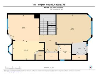 Photo 30: 100 TARINGTON Way NE in Calgary: Taradale Detached for sale : MLS®# C4243849