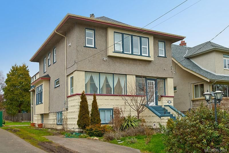 Main Photo: 1216 Oxford St in : Vi Fairfield West House for sale (Victoria)  : MLS®# 563521