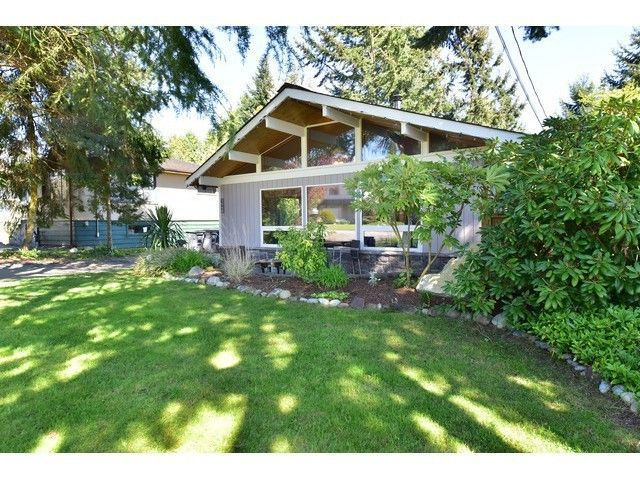 Main Photo: 1540 160A ST in Surrey: King George Corridor House for sale (South Surrey White Rock)  : MLS®# F1439461