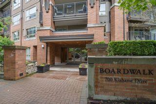 "Photo 30: 205 700 KLAHANIE Drive in Port Moody: Port Moody Centre Condo for sale in ""Boardwalk"" : MLS®# R2443143"
